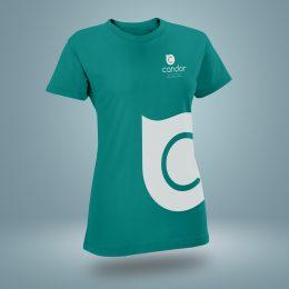 Candor Pulizie Brescia - T shirt